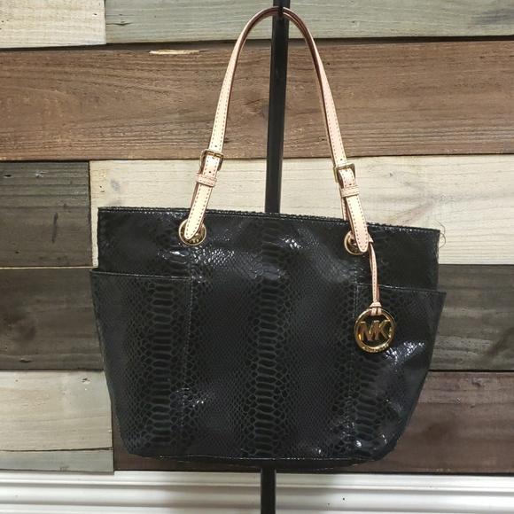 MK python purse
